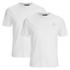 Kappa Men's Nico 2 Pack T-Shirts - White: Image 1