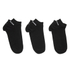 Bjorn Borg Men's 3 Pack Step Socks - Black: Image 1