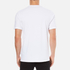 Converse Men's All Star Core Chuck Patch T-Shirt - White: Image 3
