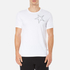 Converse Men's All Star Shield Reflective Tape Star CP T-Shirt - White: Image 1