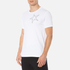 Converse Men's All Star Shield Reflective Tape Star CP T-Shirt - White: Image 2