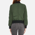 Converse Women's All Star Core Reversible MA-1 Bomber Jacket - Herbal: Image 3