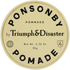 Ponsonby Pomade de Triumph & Disaster 95g: Image 1
