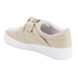 Senso Women's Annie Front Bow Leather Slip On Trainers - Sand: Image 4