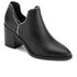 Senso Women's Huntley I Heeled Leather Ankle Boots - Ebony: Image 2