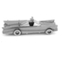 Classic Batmobile Metal Earth Construction Kit: Image 4