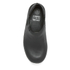FitFlop Women's Superloafers Leather Clogs - All Black: Image 3
