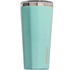 Corkcicle Canteen Triple Insulated Tumbler 16 oz - Gloss Turquoise: Image 1