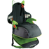 Trunki BoostApak Car Seat - Black/Green: Image 1
