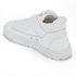 ETQ. Men's Mid Top 2 Leather Sneakers - White : Image 4