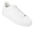 ETQ. Men's Low Top 4 Leather Trainers - White: Image 2