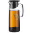 Bodum Biasca Ice Tea Jug - Clear/Black: Image 1