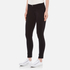 J Brand Women's Mid Rise Super Skinny Jeans - Seriously Black: Image 2