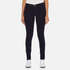 J Brand Women's Mid Rise 811 Skinny Jeans - Ink: Image 1