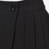 KENZO Women's Pleated Skirt - Black: Image 4