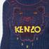 KENZO Women's Long Sleeve Tiger Jumper - Blue: Image 5