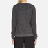 KENZO Women's Tenamie Flower Sweatshirt - Dark Grey: Image 3