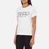 KENZO Women's Paris Rope Logo T-Shirt - White: Image 2