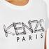 KENZO Women's Paris Rope Logo T-Shirt - White: Image 5