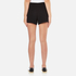 Boutique Moschino Women's Button Shorts - Black: Image 3