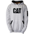 Caterpillar Men's Lightweight Tech Hooded Sweatshirt - Grey: Image 1