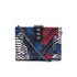KENZO Women's Kalifornia Wallet on a Chain Crossbody - Blue Snake: Image 1