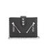 KENZO Women's Kalifornia Wallet on a Chain Crossbody Bag - Black: Image 1