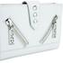 KENZO Women's Kalifornia Wallet on a Chain Crossbody Bag - Light Grey: Image 3