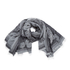 KENZO Women's Iconics Tiger Heads Scarf - Grey: Image 1