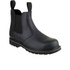Amblers Safety Men's FS5 Chelsea Boots - Black: Image 1
