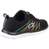 Skechers Women's Flex Appeal Something Fun Low Top Trainers - Black: Image 2