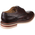 Base London Men's Apsley Brogue Shoes - Brown: Image 2