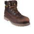 Amblers Safety Men's FS164 Lace Up Boots - Brown: Image 1