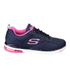 Skechers Women's Skech Air Infinity Low Top Trainers - Navy: Image 1