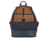 WANT LES ESSENTIELS Men's Kastrup Backpack - Navy/Navy: Image 5