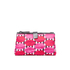 Lulu Guinness Women's Lips Double Make Up Bag - Multi: Image 1