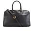 Lulu Guinness Women's Vivienne Medium Smooth Leather Tote Bag - Black: Image 1