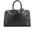 Lulu Guinness Women's Vivienne Medium Smooth Leather Tote Bag - Black: Image 6