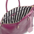 Lulu Guinness Women's Frances Medium Tote Bag with Lip Charm - Cassis: Image 5