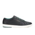 Ted Baker Men's Theeyo 3 Leather Cupsole Trainers - Black: Image 1
