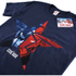 Marvel Herren Captain America Civil War Broken Star T-Shirt - Dunkelblau: Image 2