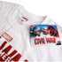 Marvel Captain America Civil War Stance Heren T-Shirt - Wit: Image 3