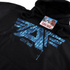 Marvel Mens Captain America Civil War A-Wings Hoody - Zwart: Image 2