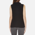 BOSS Orange Women's Willimply Sleevless Arm Drop Tunic Top - Black: Image 3