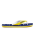 Superdry Men's Flip Flops - Superman Navy/Empire Yellow: Image 3