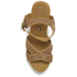 Superdry Women's Isabella Wedged Espadrilles - Tan: Image 3