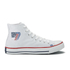 Superdry Men's Retro Sport High Top Trainers - White: Image 1