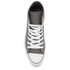 Superdry Men's Retro Sport High Top Trainers - Battleship Grey: Image 3