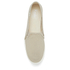 Keds Women's Triple Metallic Deckers Canvas Slip On Trainers - Gold: Image 3