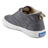 Keds Women's Triumph Mid Wool Trainers - Graphite: Image 4